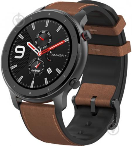 Смарт-часы Amazfit GTR 47mm aluminum (514737) - фото 1