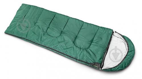 Спальный мешок Кемпинг Peak 350R с капюшоном - фото 1