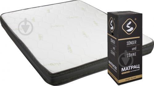Матрас Gold Sonnig ортопедический в коробке и вакуумной упаковке Songer und Sohne 180x200 см - фото 1