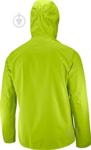 Куртка Salomon Essential Jkt M р. XL лайм L40077000 - фото 2