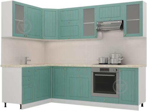 ᐉ кухня модульна прованс мдф 16x26 м краща ціна в києві