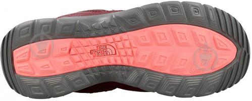 Ботинки THE NORTH FACE Face Thermoball Lace II р. 6 бордовый - фото 7