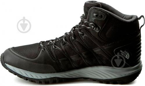 Ботинки THE NORTH FACE Litewave Explore Mid Gtx р. 10 черный - фото 3