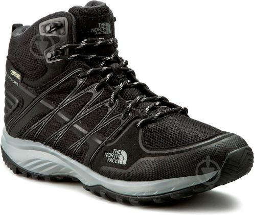 Ботинки THE NORTH FACE Litewave Explore Mid Gtx р. 10 черный