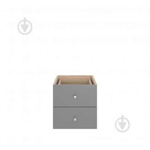 Вставка ящика стеллажа (опция) ВМВ (графит) - фото 1