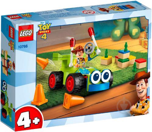 Конструктор LEGO Toy Story 4 Вуді та Багі RC 10766 - фото 1