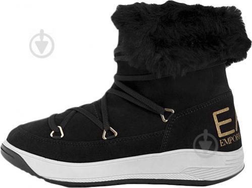 Ботинки EA7 288045-00020 р. 38 черный