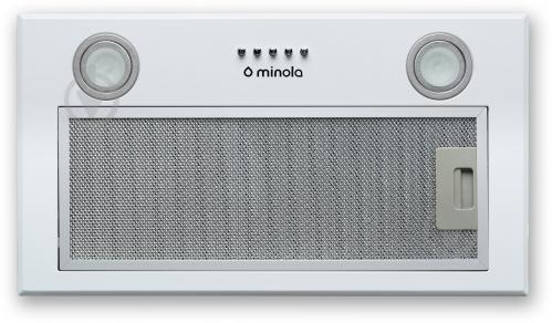 Вытяжка Minola HBI 5322 WH 750 LED - фото 4
