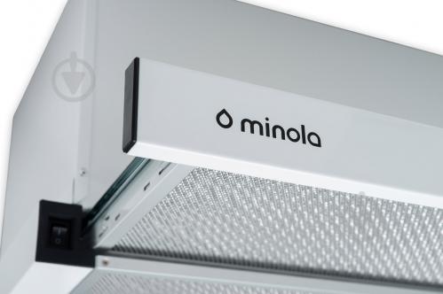 Вытяжка Minola HTL 6612 WH 1000 LED - фото 6