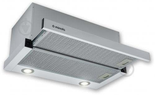 Вытяжка Minola HTL 6612 WH 1000 LED - фото 3