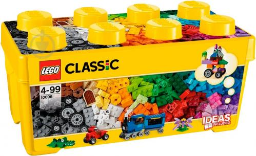 Конструктор LEGO Classic Коробка кубиків для творчого конструювання середнього розміру 10696 - фото 1