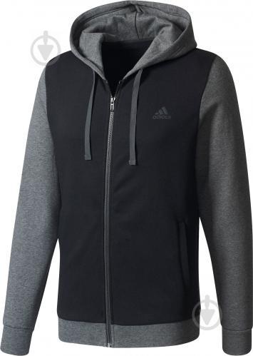 Спортивный костюм Adidas Energize р. L серый с черным BQ6974 - фото 8