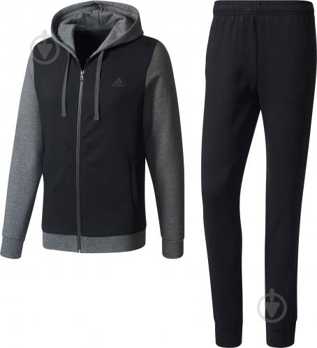 Спортивный костюм Adidas Energize р. L серый с черным BQ6974