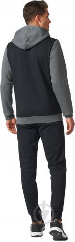 Спортивный костюм Adidas Energize р. L серый с черным BQ6974 - фото 3