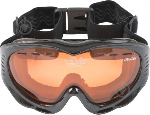 Гірськолижна маска Dunlop Frost 01 BLK DUNLOP Frost 01 BLK - фото 2