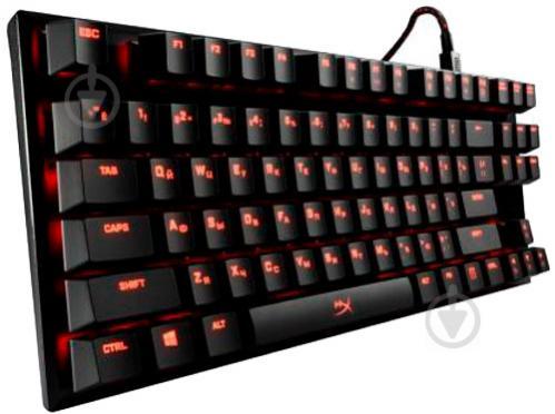 Клавіатура HyperX Alloy FPS Pro (HX-KB4RD1-RU/R1) - фото 1