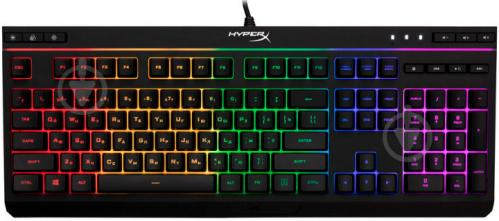 Клавіатура HyperX Alloy Core RGB (HX-KB5ME2-RU) - фото 1