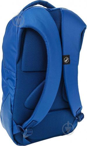 Рюкзак Asics Training Large Backpack 21 л синий 146812-0844 - фото 3