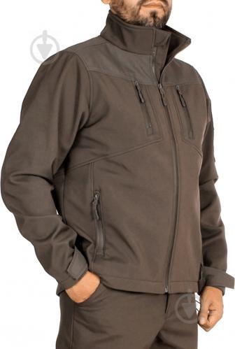 ᐉ Куртка Klost Soft Shell Sporttactic р. XL асфальт 5019 • Краща ... abdc44e97091b