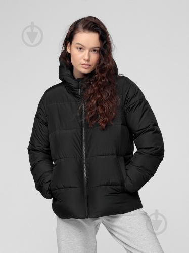 Куртка 4F D4L21-KUDP305-20S р.XS черный - фото 1