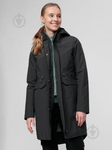 Куртка 4F D4L21-KUDT201-23S р.S серый - фото 1