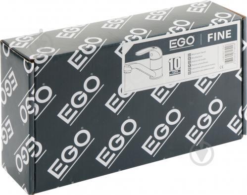 Смеситель для умывальника EGO Fine f1236178cp-1-eua - фото 3