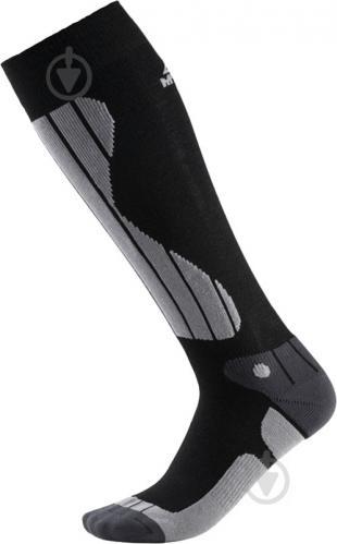 Шкарпетки McKinley Newcomb 2-pack McK 205931-050 р. 42-44 чорний