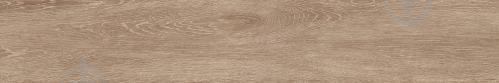 Плитка Golden Tile Sintonia Wood коричневий 9SБП20 19,8x119,8 - фото 1