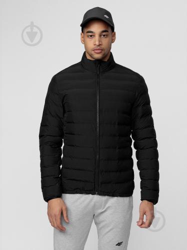 Куртка 4F D4L21-KUMP205-20S р.S черный - фото 1
