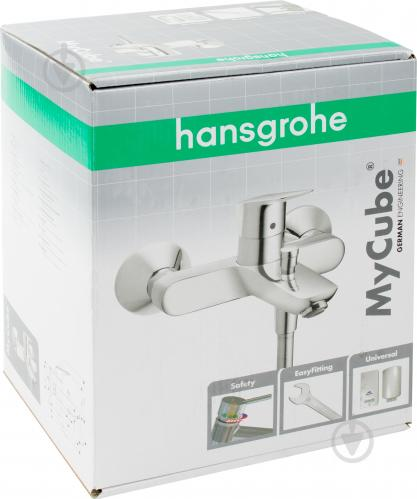 Змішувач для ванни Hansgrohe MyCube 71241000 - фото 2