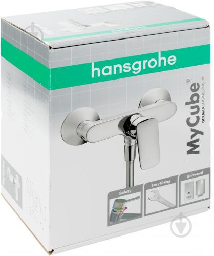 Змішувач для душу Hansgrohe MyCube 71261000 - фото 2