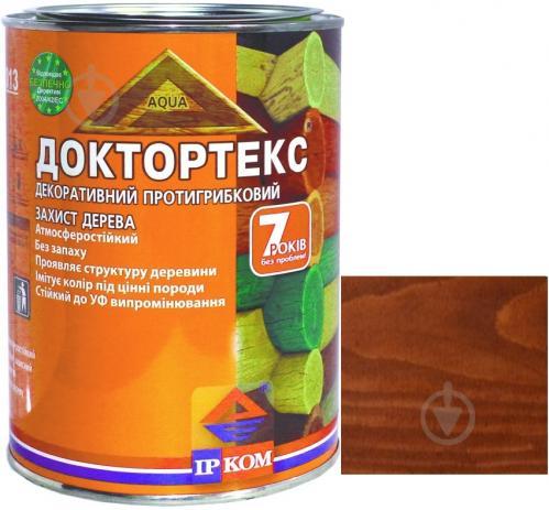 Лазурь ІРКОМ Доктортекс ИР-013 дуб шелковистый мат 0,8 л - фото 1
