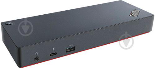 Док-станция Lenovo ThinkPad Thunderbolt 3 Dock black (40AC0135EU)