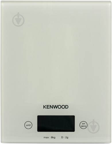 Весы кухонные Kenwood DS401 - фото 1