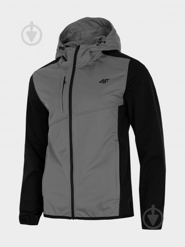 Куртка 4F D4L21-SFM301-25S р.L серый - фото 1