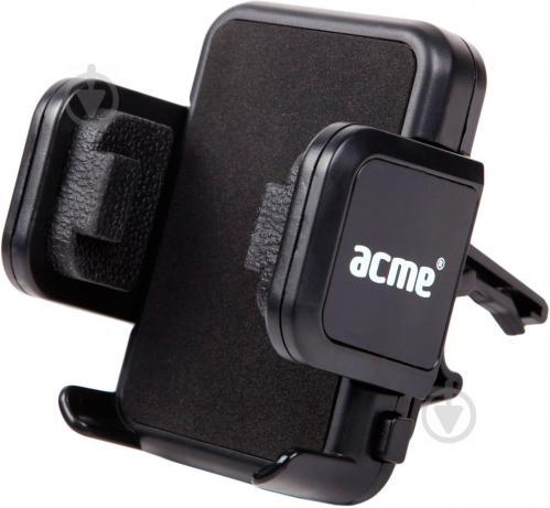 Тримач для телефона Acme MH01 Black (4770070867037) - фото 1
