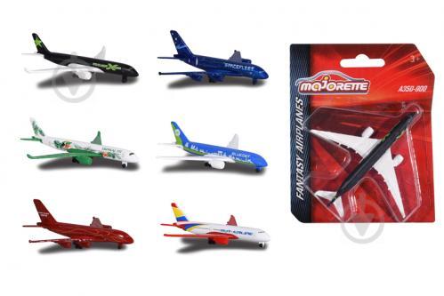 Самолет Majorette Фантастический полет в ассортимента - фото 1