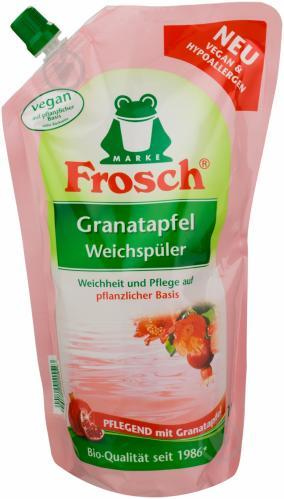 Кондиціонер для білизни Frosch Гранат 1 л - фото 1