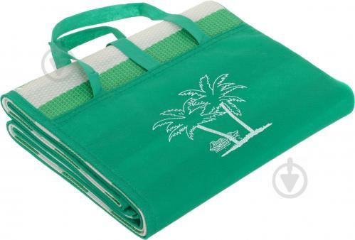 ᐉ Коврик для пляжа 180x90 см зеленый зеленый • Купить в Киеве ... d361861dab4