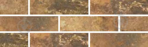 Клінкерна плитка ARTEON OCHRA ELEWACJA 24,5х6,6 Ceramika Paradyz - фото 1