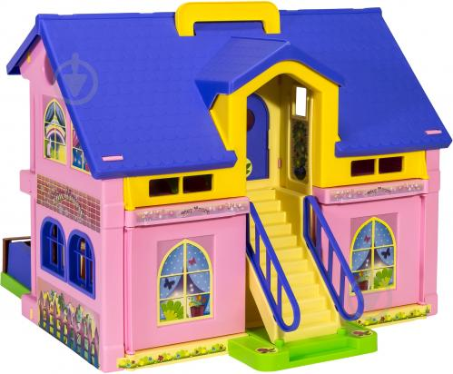 Будиночок для ляльок Wader 25400 - фото 1