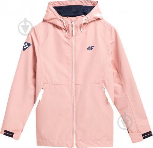 Куртка 4F J4L21-JKUD202-56S р.152 розовый - фото 1