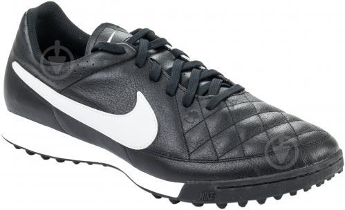 Бутсы Nike Tiempo Genio Leather 631284-010 9,5 черный - фото 2