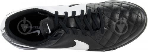 Бутсы Nike Tiempo Genio Leather 631284-010 9,5 черный - фото 5