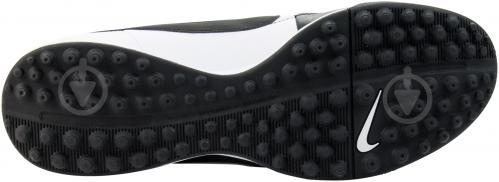 Бутсы Nike Tiempo Genio Leather 631284-010 9,5 черный - фото 6