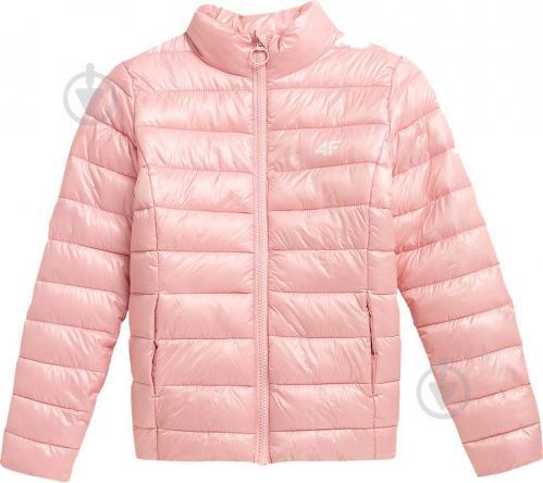 Куртка 4F J4L21-JKUDP200-56M р.164 розовый - фото 1