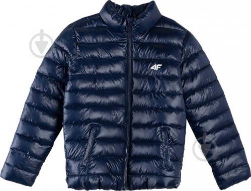 Куртка 4F J4L21-JKUMP200A-31S р.164 синий - фото 1