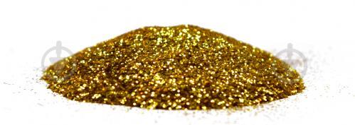 Глітер Крапка золото SILKPLASTER 0,01 кг - фото 1