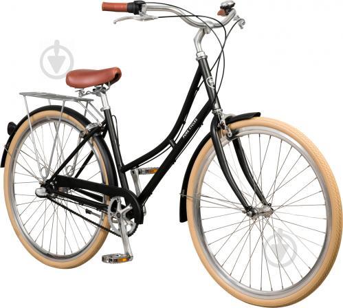 Велосипед Pure Fix Elliot чорний рама - 43 см - фото 2