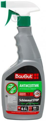 Антисептик противогрибковый SchimmelSTOP BauGut 0,5 л